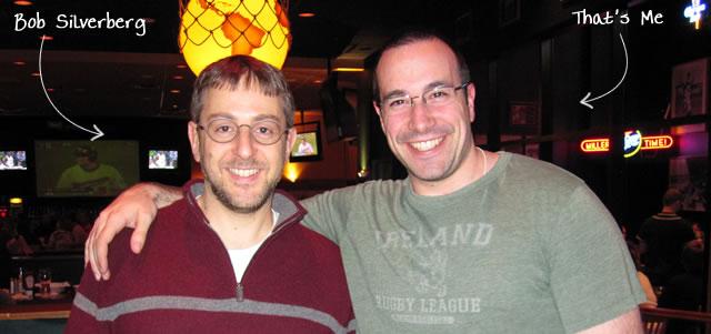 Ben Nadel at cf.Objective() 2010 (Minneapolis, MN) with: Bob Silverberg