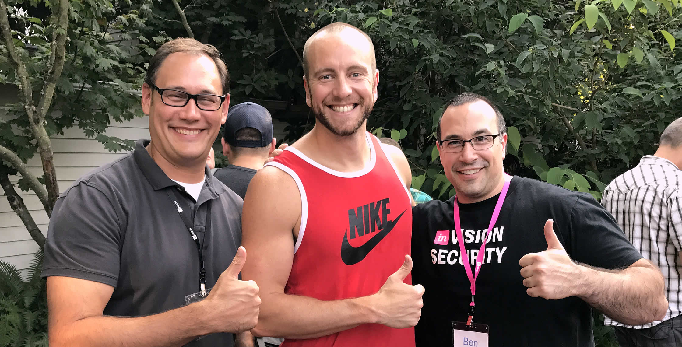 Ben Nadel at Endless Sunshine 2017 (Portland, OR) with: Bryan Stanley and Brian Blocker