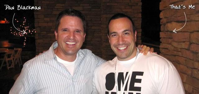 Ben Nadel at CFUNITED 2010 (Landsdown, VA) with: Dan Blackman