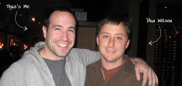 Ben Nadel at CFinNC 2009 (Raleigh, North Carolina) with: Dan Wilson