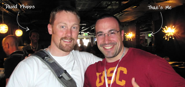 Ben Nadel at Scotch On The Rock (SOTR) 2010 (London) with: David Phipps