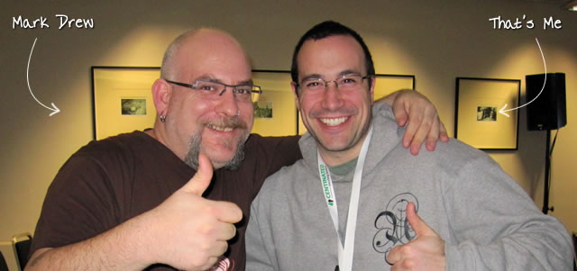 Ben Nadel at Scotch On The Rocks (SOTR) 2011 (Edinburgh) with: Mark Drew