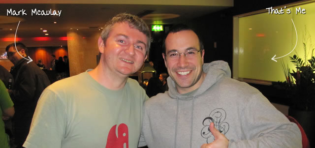 Ben Nadel at Scotch On The Rocks (SOTR) 2011 (Edinburgh) with: Mark Mcaulay