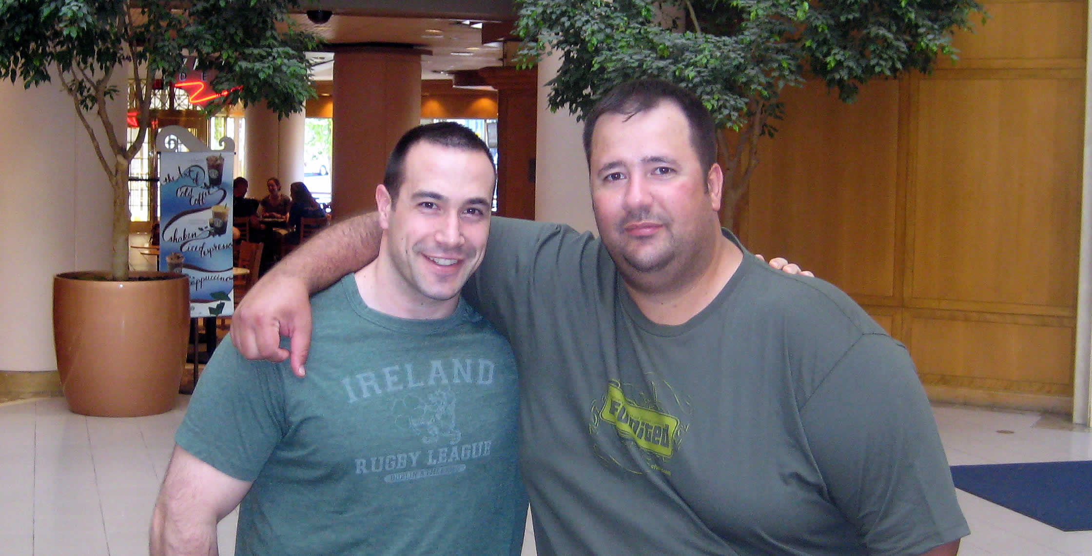 Ben Nadel at CFUNITED 2008 (Washington, D.C.) with: Phill Nacelli