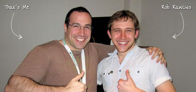 Ben Nadel at Scotch On The Rocks (SOTR) 2011 (Edinburgh) with: Rob Rawlins