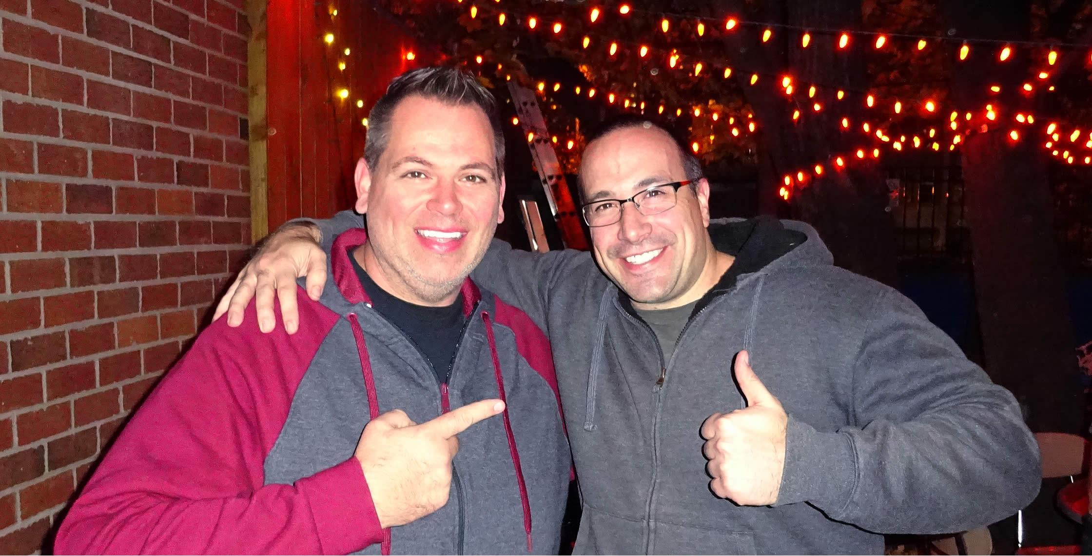 Ben Nadel at Angular 2 Master Class (New York, NY) with: Todd Tyler