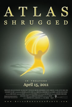Atlas Shrugged, Part I - The Movie - A Review By Ben Nadel.