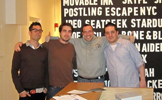 Node.js training at Nodejitsu with Paolo Fragomeni, Charlie Robbins, and Marak Squires.