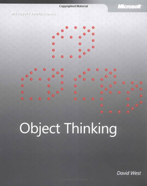 Object Thinking by David West.