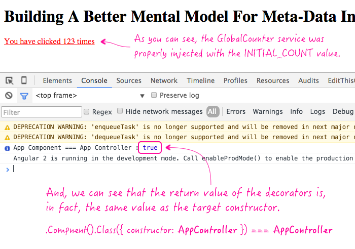 Building a better mental model of decorators and meta-data in Angular 2.