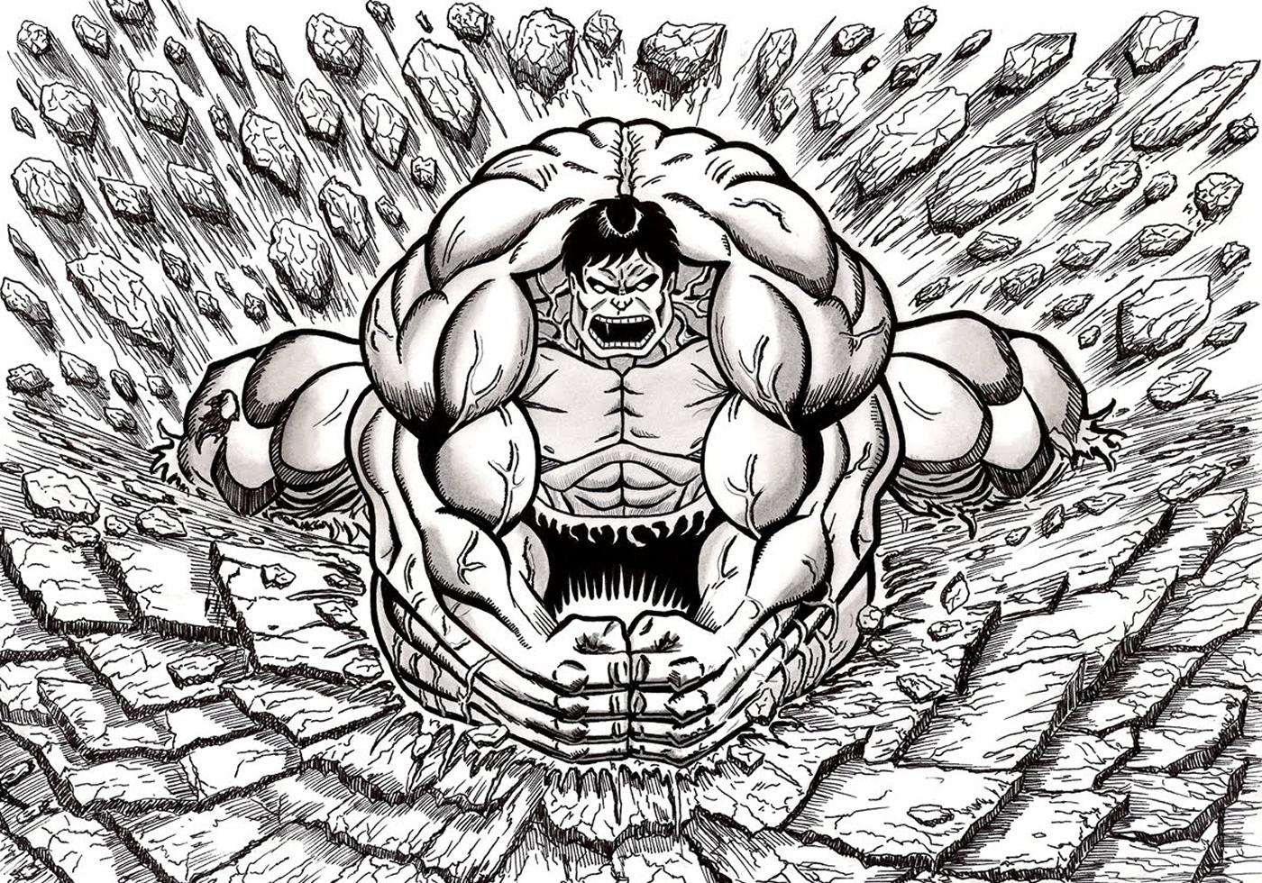 Hulk Smash!!!!!