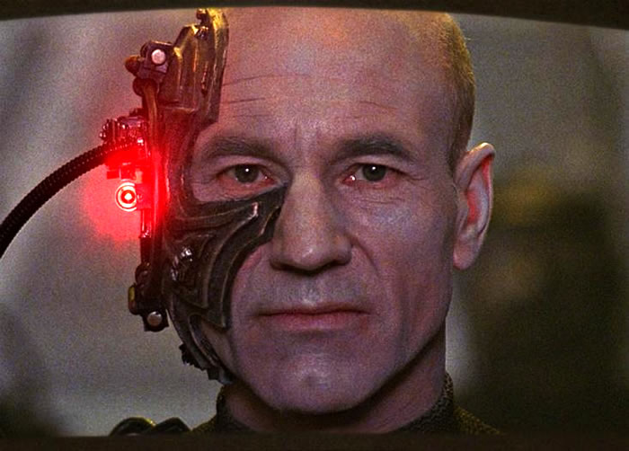 Assimilation to the Go programming language, ala the Borg.