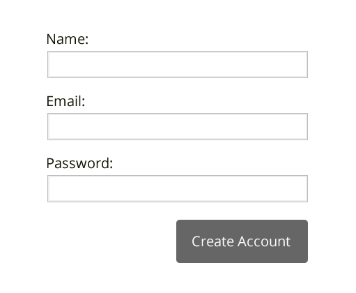 The user experience (UX) of conversion driven development - case study login form.