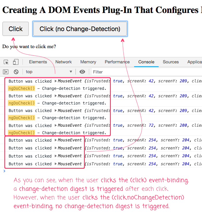 Creating A DOM Events Plug-In That Configures Host