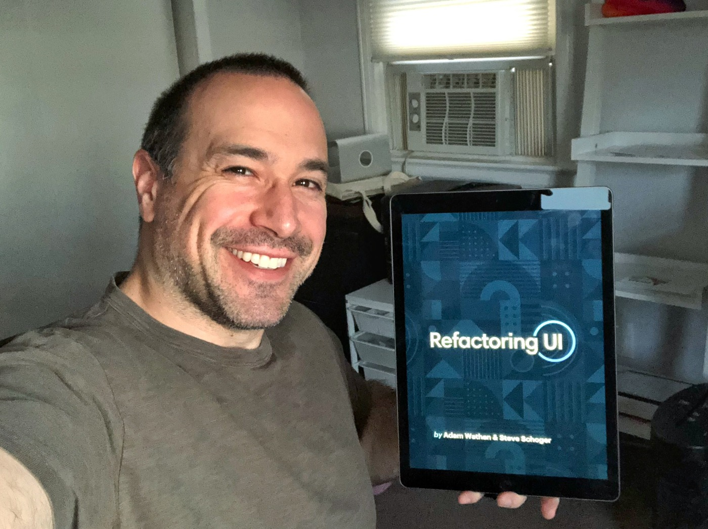 Refactoring UI by Adam Wathan and Steve Schoger review by Ben Nadel.