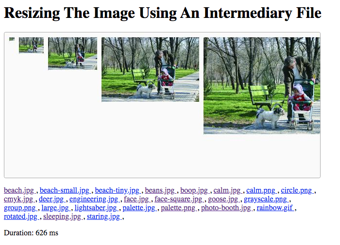 A CMYK image scaled via an intermediary image shows up as RGB on the canvas using GraphicsMagick and Lucee CFML.