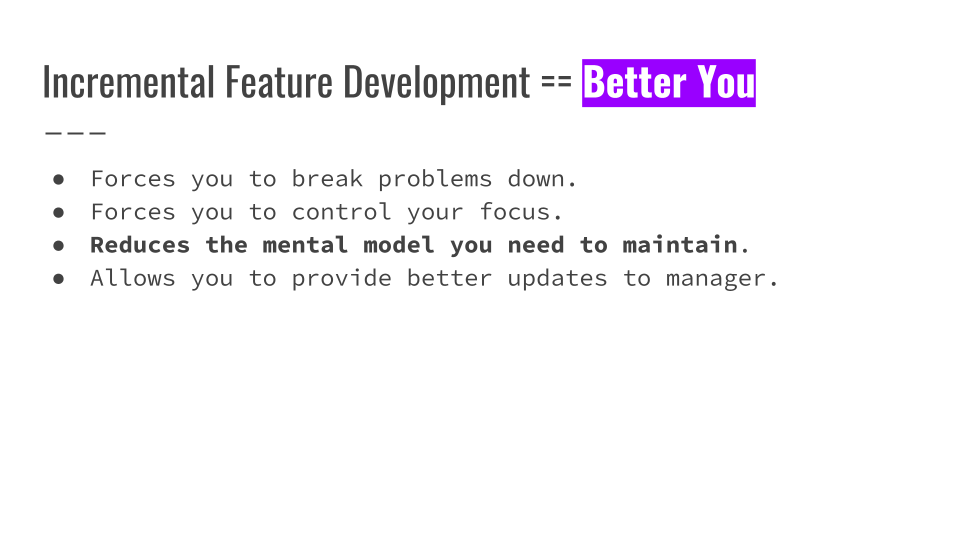 Slide 035 for presentation, Feature Flags Change Everything About Product Development